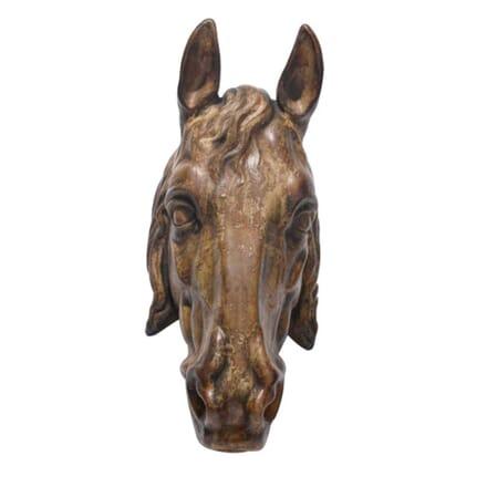 Terracotta Horse Head DA165101