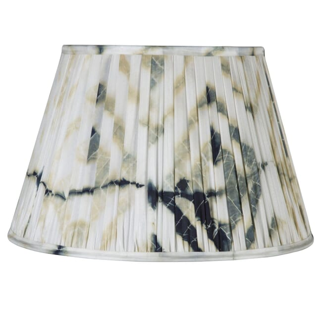 45cm White Silk Lampshade LS6659419