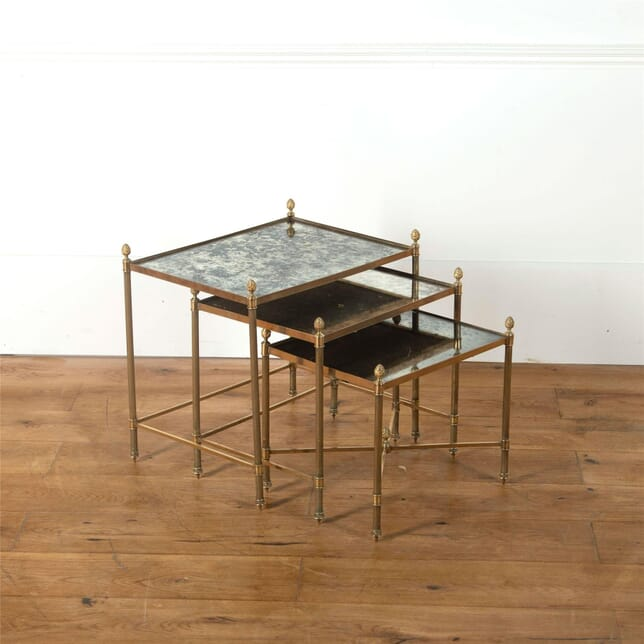Nest of Brass Tables TC3562597
