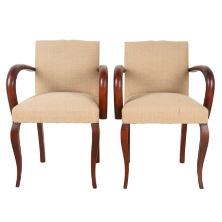 Pair of Vintage Bridge Chairs CH1560380