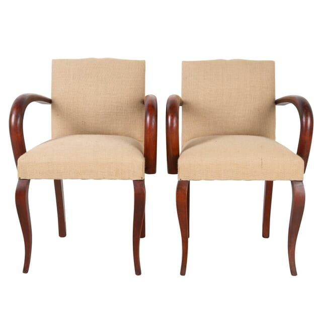 Pair of Vintage Bridge Chairs CH1560380