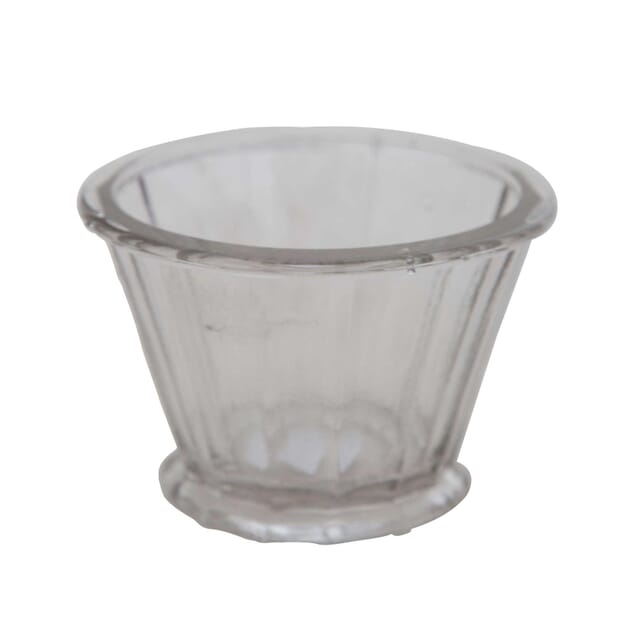French Cone Shaped Glass Jam Jar DA4454972