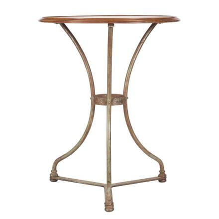 Small Round Bistro Table GA1711899