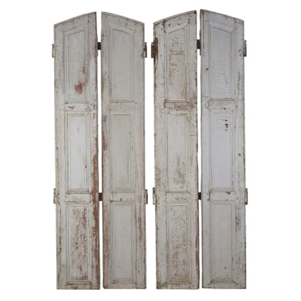 2 Pairs of Shutters OF2055062