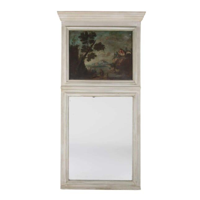 French Trumeau Mirror MI3753622