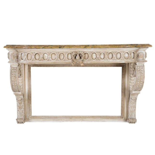 19th Century Wall Hanging Console Table CO0313611