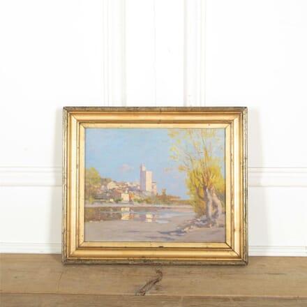 Impressionist Provençal Oil Painting WD307603