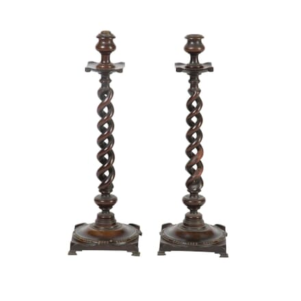 Pair of Twist Candlesticks DA5557718