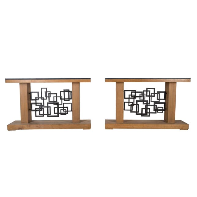 Pair of 1960s Console Tables CO0112602