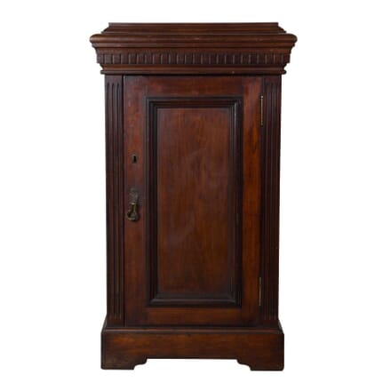 William IV Mahogany Sculpture Plinth Cabinet CU9958202