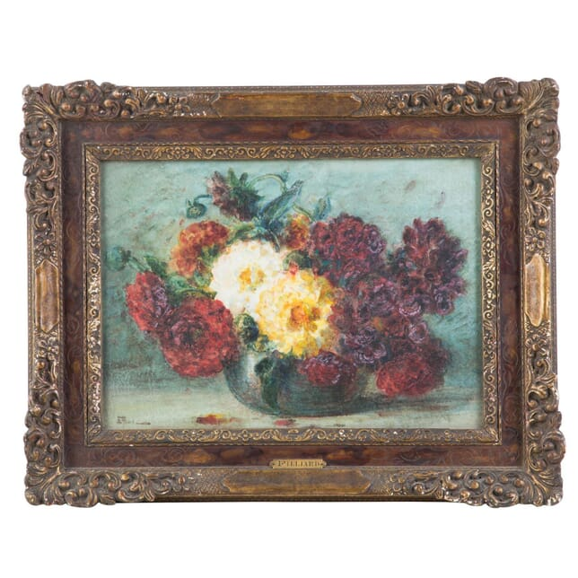 19th Century Flower Painting WD026240