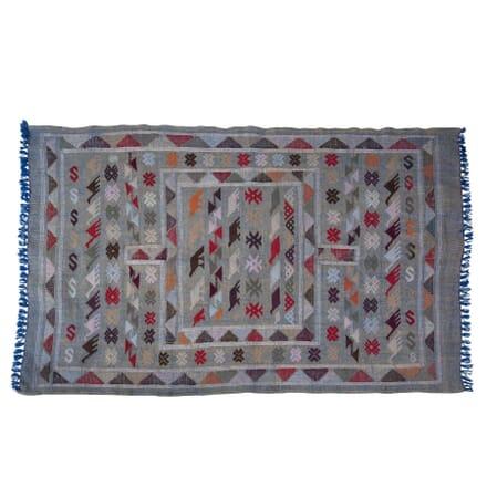 Moroccan Wool Kilim RT9956847