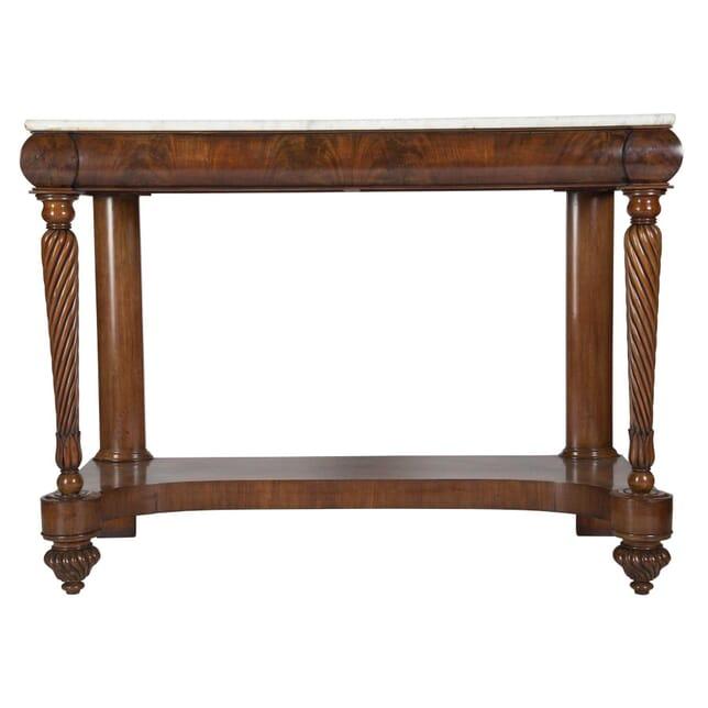 Mahogany Console Table CO4811948