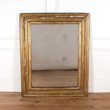 18th Century Italian Giltwood Frame Mirror MI9061838