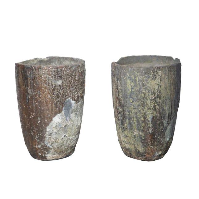 Pair of Smelting Pots GA2855897