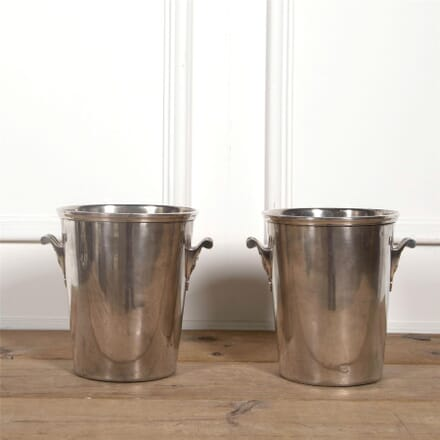 Pair of Large Champagne Buckets DA1561908
