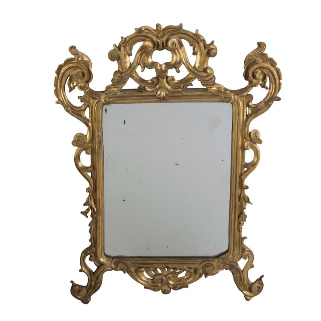 Italian Baroque Mirror MI3956301