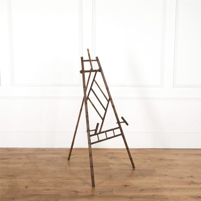 19th Century Bamboo Easel OF597625