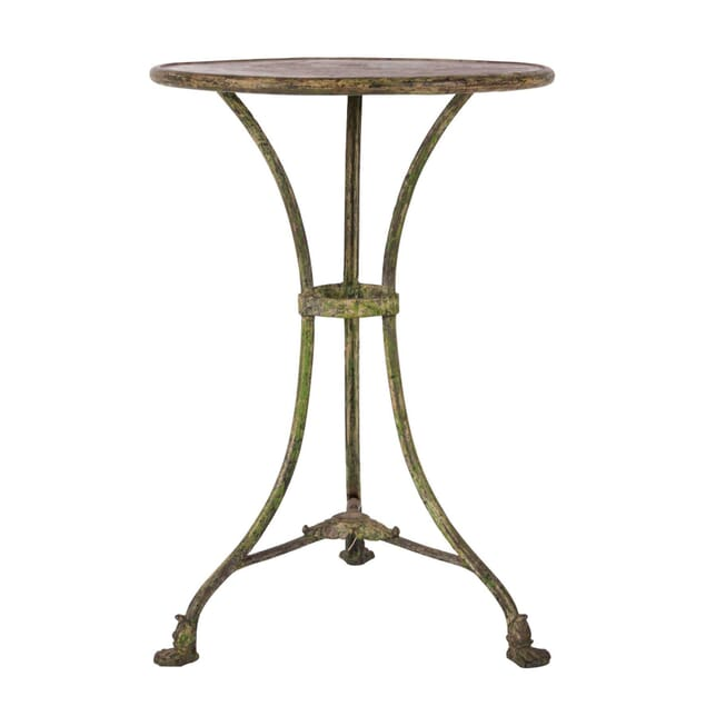 19th Century Metal Table TC0258313