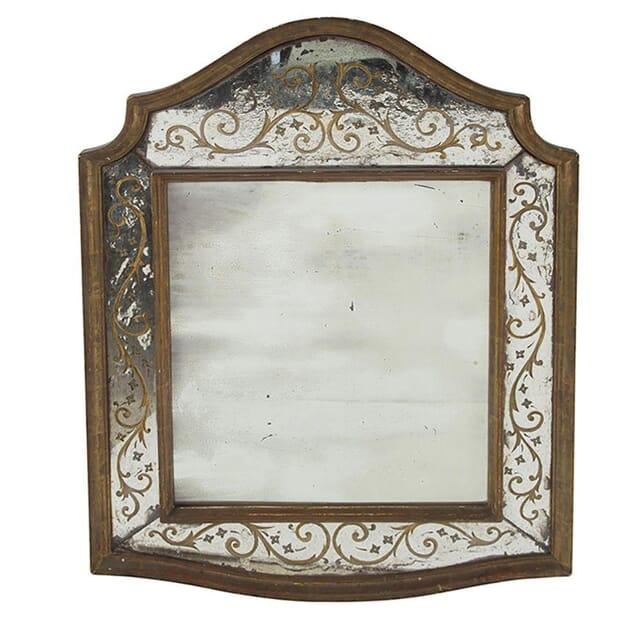 French Verre Elgomise Mirror MI2959985