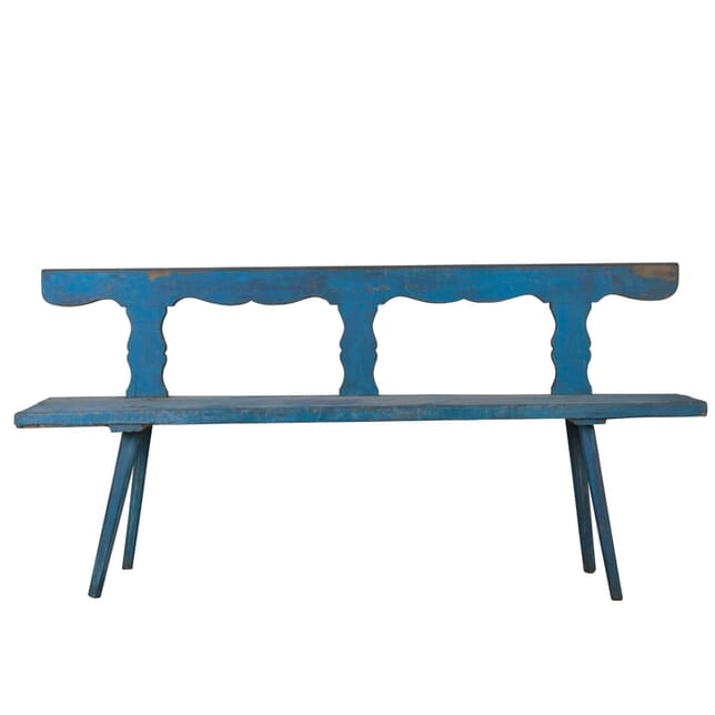 Narrow Rustic Bench SB0453800