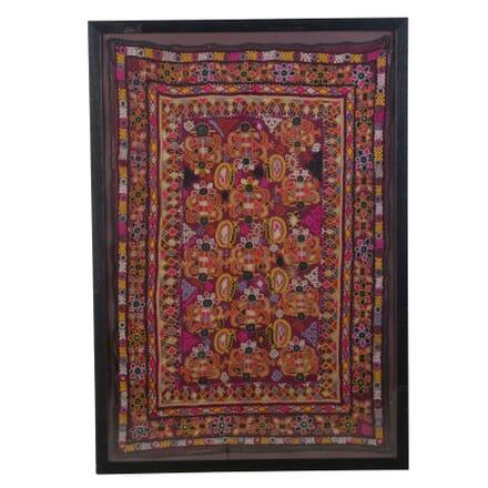 Brahmin Needlework Cradle RT3956894