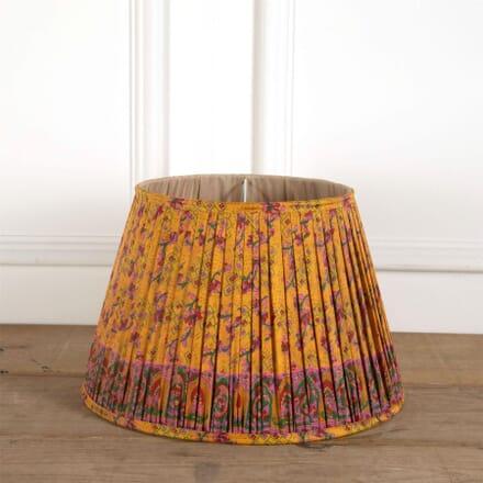 40cm Yellow Silk Lampshade LS6661377