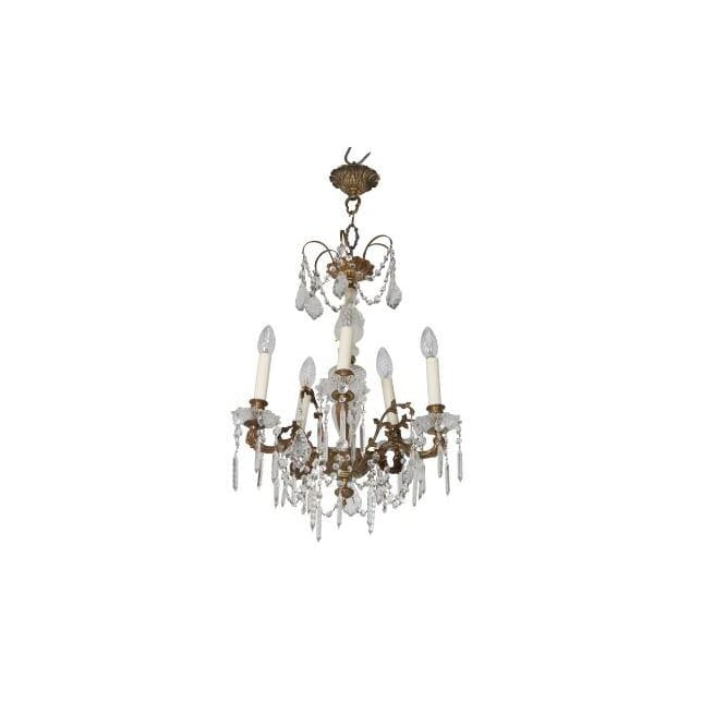 19th Century French Chandelier LC993334