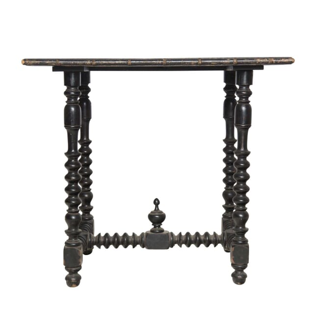 19th Century Lacquered Table TS4757307