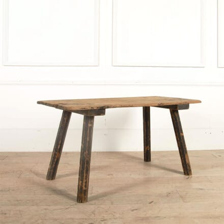 Swedish 19th Century Pine Table TS4460583