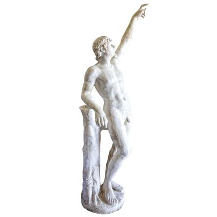 Statue of Apollo DA127462