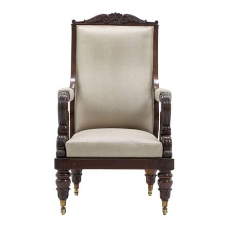 Early 19th Century French Armchair CH0660050