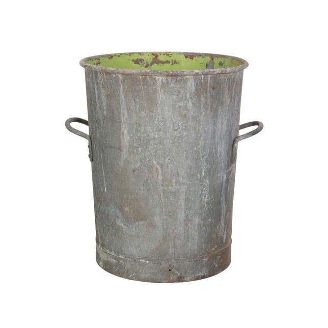 Zinc Vintage Flour Bin DA4454684