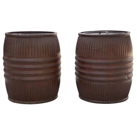 19th Century Metal Casks DA207912