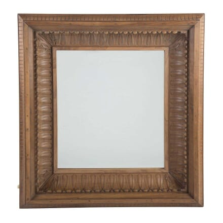 19th Century Deep Frame Mirror MI0613250