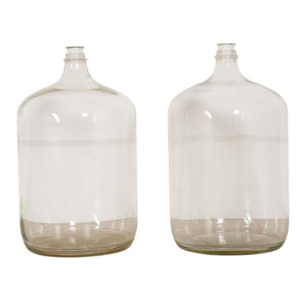 Pair of Glass Vases DA6358089