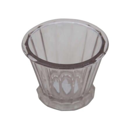 French Cone Shaped Glass Jam Jar DA4454967