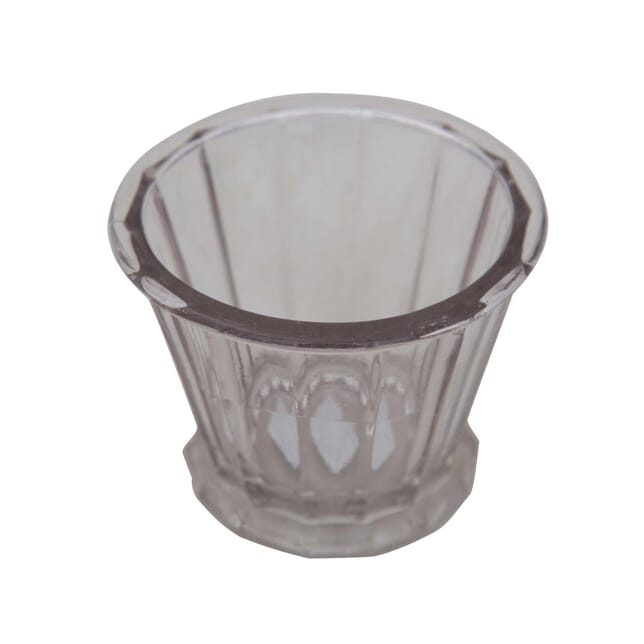 French Cone Shaped Glass Jam Jar DA4454967