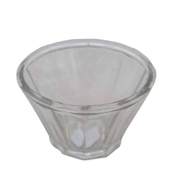 French Cone Shaped Glass Jam Jar DA4454968