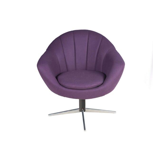 Mid Century Swivel Chair CH5956737