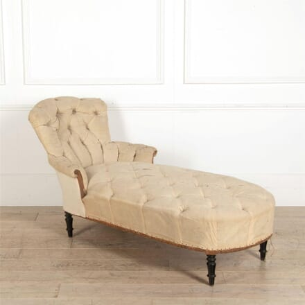 19th Century Tufted Daybed SB157029