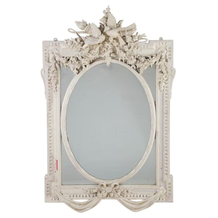 French 19th Century Louis XVI Style Mirror MI277794