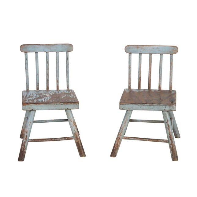 FOLK ART CHAIRS CH2812873