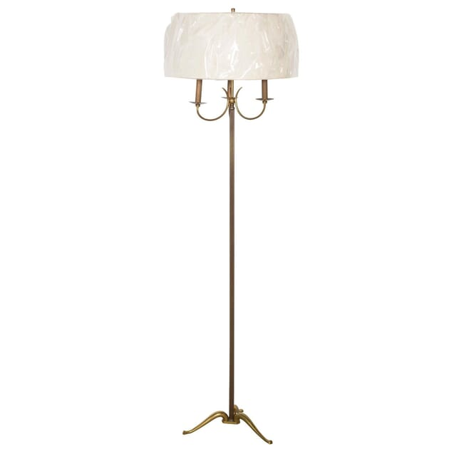 Lunel Floor Lamp in Brass by Lunel LF3057511