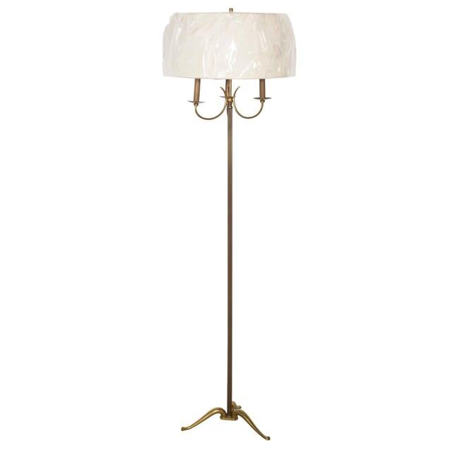 Lunel Floor Lamp in Brass by Lunel LF3057511