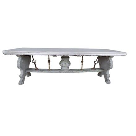 19th Century Italian Florentine Table TD2860820