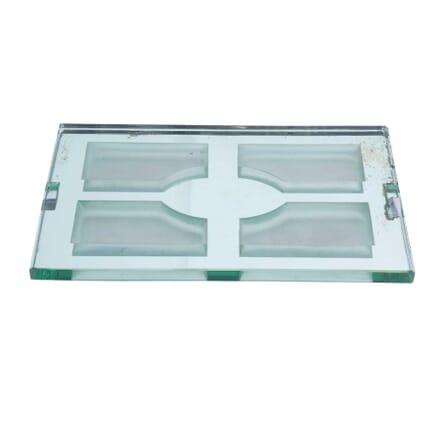 Art Deco Glass Tray DA5758528