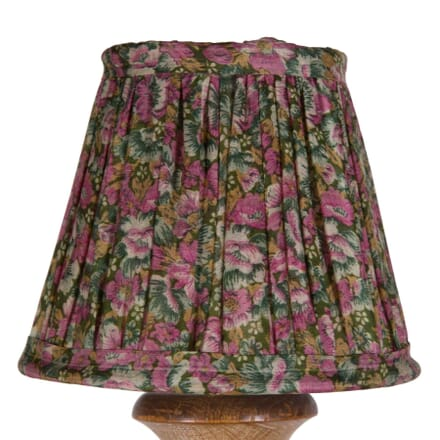 15cm Green And Pink Silk Lampshade LS6657890