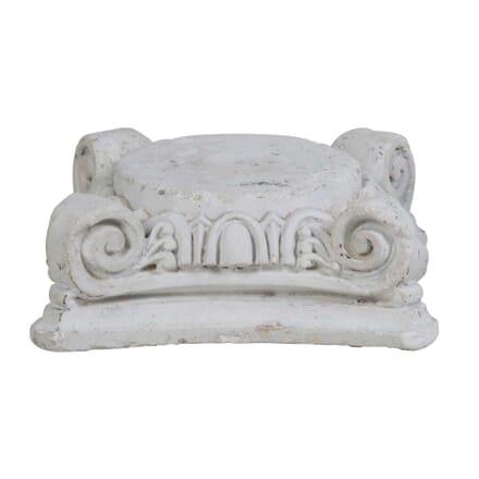 19th Century Plaster Capital DA4410804