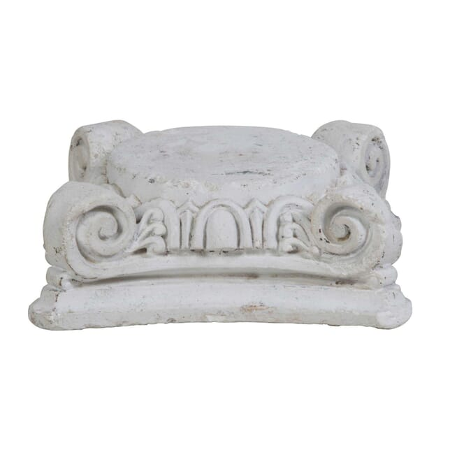 19th Century Plaster Capital DA4410804